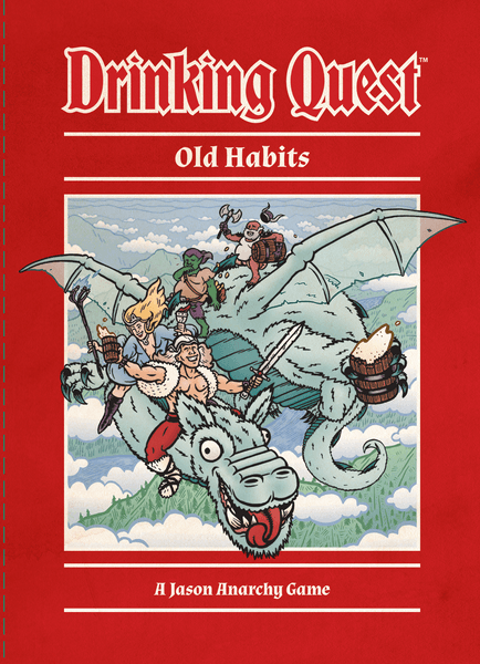 Drinking Quest Cover
