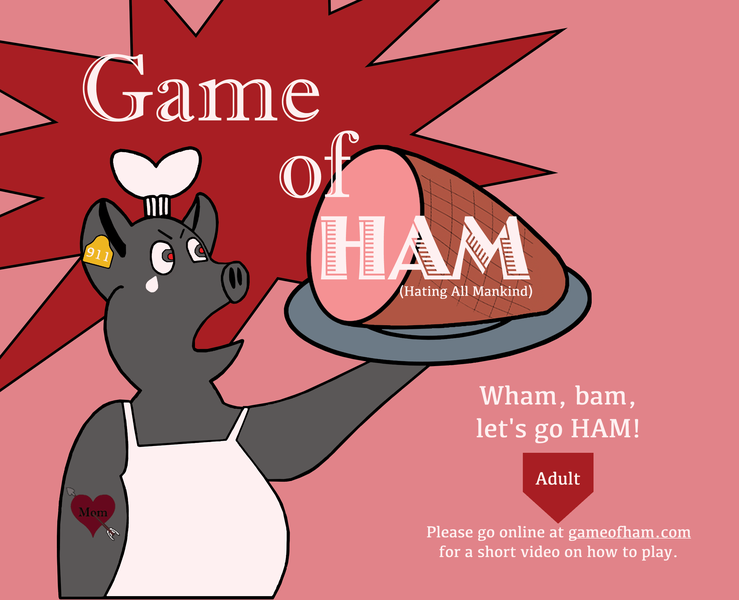Game Of Ham Cover