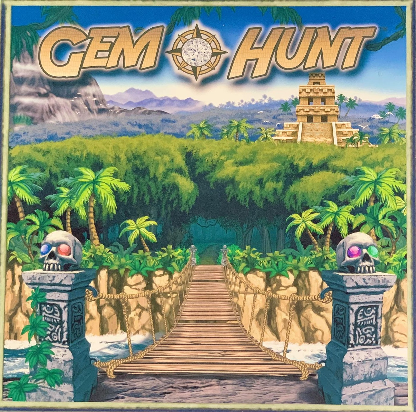 Gem Hunt Cover