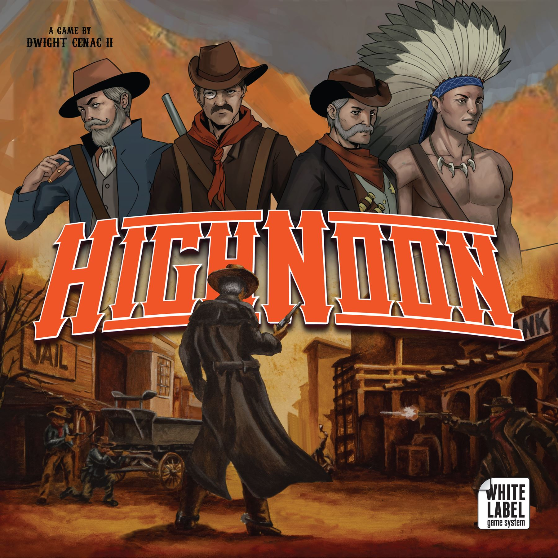 High Noon Cover